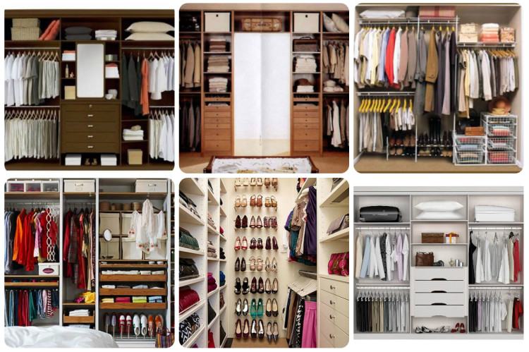 Guarda-roupa Multiple Closets