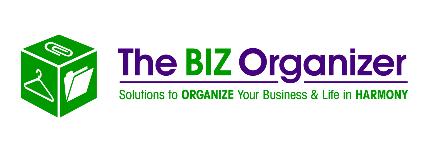 The BIZ Organizer